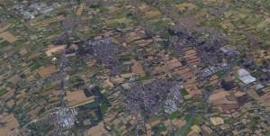 Consumo di suolo tema di area vasta